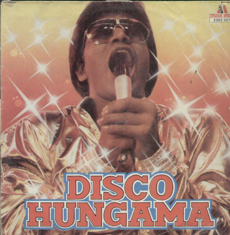Disco Hungama Bollywood Vinyl LP