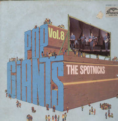 Pop Giants The Spotnicks English Vinyl LP