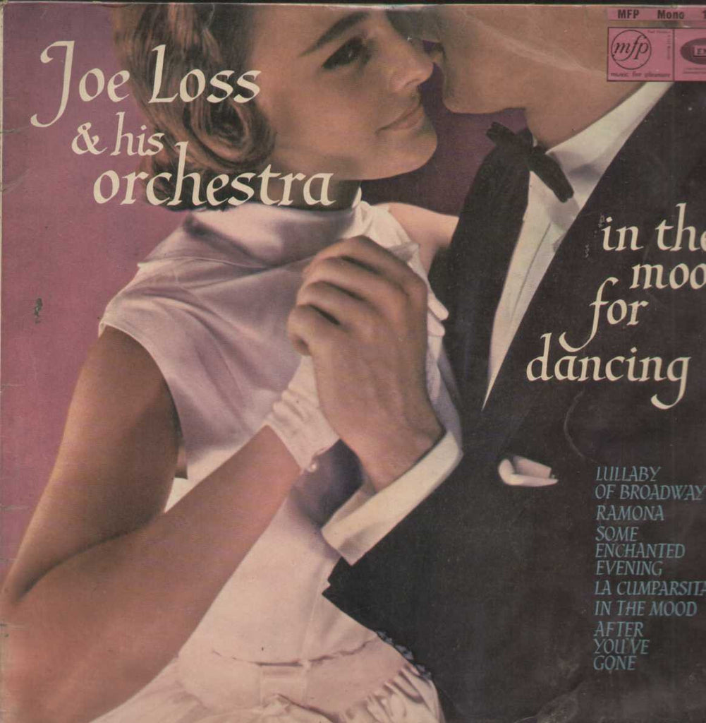 Joe Loss And His Orchestra English Vinyl LP