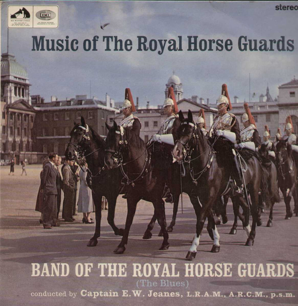 Music Of The Royal Horse Guards English Vinyl LP