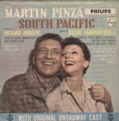 Martin Pinza South Pacific English Vinyl LP