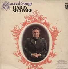 Sacred Songs Harry Secombe English Vinyl LP