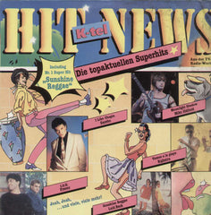 K-Tel Hit News English Vinyl LP