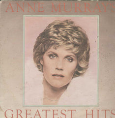 Anne Murray's Greatest Hits English Vinyl LP