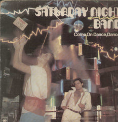 Saturday Night Band Come On Dance, Dance English Vinyl LP
