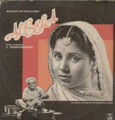 Albela 1960 Bollywood Vinyl LP