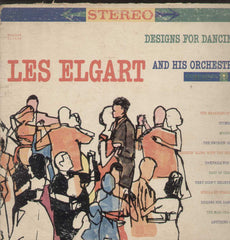 Designs For Dancing Les Elegart And His Orchester English Vinyl LP