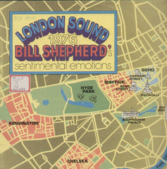 London Sound 1976 Bill Shepherd Sentimental Emotion English Vinyl LP