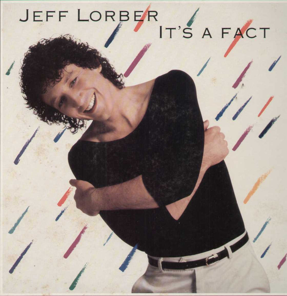 Jeff Lorber It's A Fact English Vinyl LP