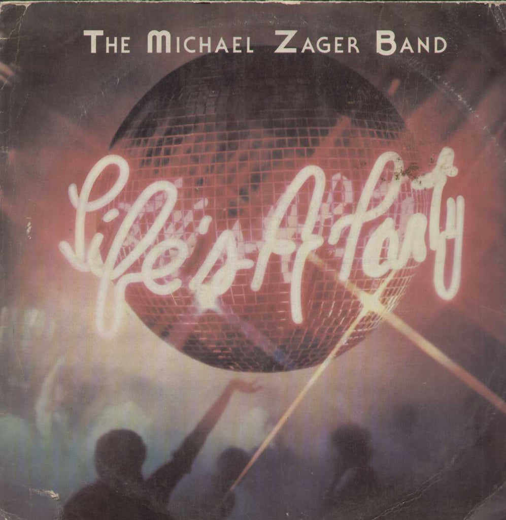 The Michael Zager Band English Vinyl LP