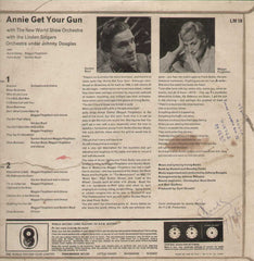 Annie get Your Gun English Vinyl LP