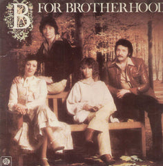 B For Brother Hood English Vinyl LP