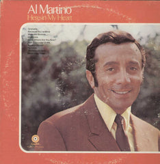 Al Martino Here In My Heart English Vinyl LP