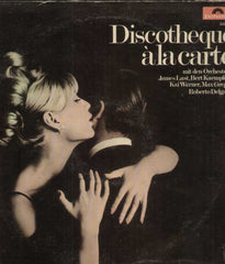 Discotheque Alacarte English Vinyl LP