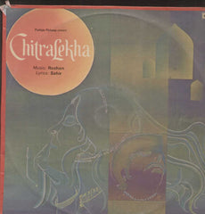 Chitralekha 1964 Bollywood Vinyl LP