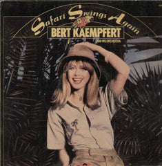 Safari Swings Again Dert Kaempfert And His Orchestra English Vinyl LP