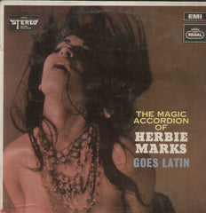 A The Magic Accordion Of Herbie Marks Goes Latin English Vinyl LP