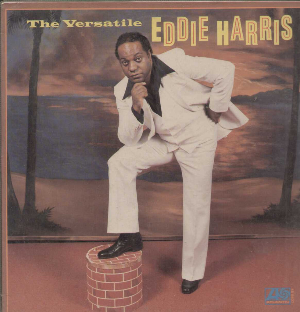 The Versatile Eddie Harris English Vinyl LP
