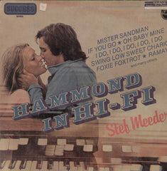 Hammond In Hi-fi Stef Meeder English Vinyl LP