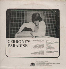 Cerrone's Paradise English Vinyl LP