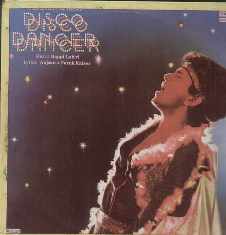 Disco Dancer Bollywood Vinyl LP