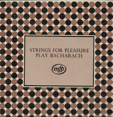 Strings For Pleasure Play Bacharach English Vinyl LP