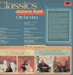 Classics James Last Orchestra English Vinyl LP
