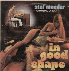 Stef Meeder Hammond Organ In Good Shape English Vinyl LP