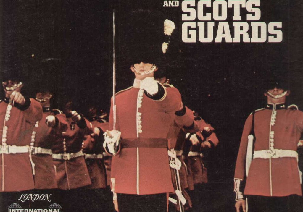 Welsh Guards And Scots Guards English Vinyl LP