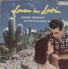 Lovers In Latin Norrie Paramor And his Orchestra English Vinyl LP