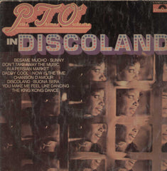 Peter Thomas Orchestra In Discoland English Vinyl LP