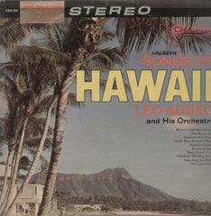 Songs Of Hawaii Leo Addeo And his Orchestra English Vinyl LP