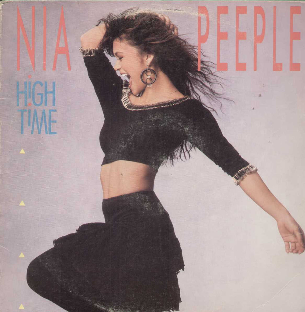 Nia Peepies High Time English Vinyl LP