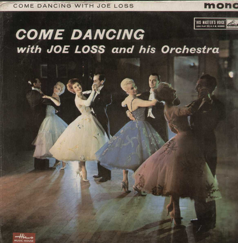 Come Dancing With Joe Loss And His Orchestra English Vinyl LP- First Press
