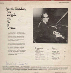 George Shearing You Stepped Out Of A Dream English Vinyl LP