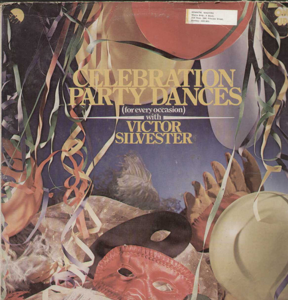 Celebration Party Dance For Every Occasion With Victor Silverster English Vinyl LP