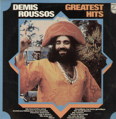 Demis Roussos Greatest Hits English Vinyl LP