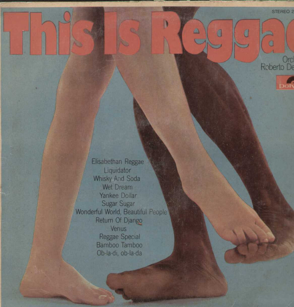 This Is Reggae English Vinyl LP