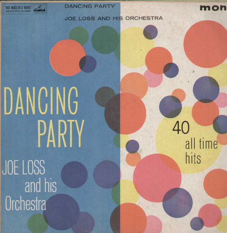 Dancing Party Joe Loss And His Orchestra English Vinyl LP- First Press