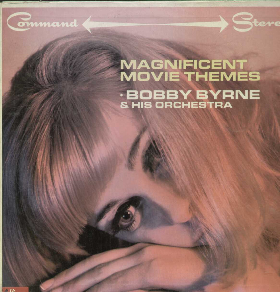 Magnificent Movie Themes English Vinyl LP