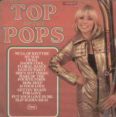 Top Of The Pops English Vinyl LP