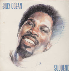 Billy Ocean Suddenly English Vinyl LP