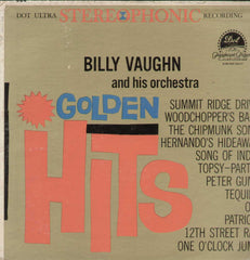 Billy Vaughn And His Orchestra Golden Hits English Vinyl LP