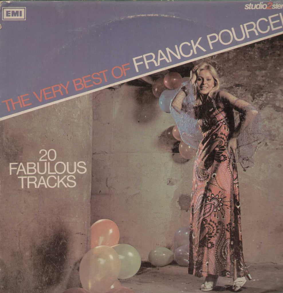 The Very Best Of Franck Pourcel 20 Fabulous Tracks English Vinyl LP