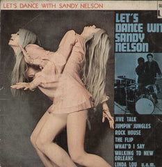 Let's Dance With Sandy Nelson English Vinyl LP