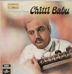 The Sound Of Veena Chitti Babu Bollywood Vinyl LP