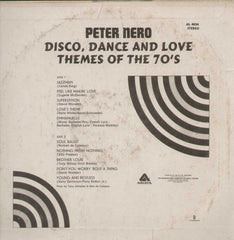Peter Nero Disco, Dance And Love Themes Of The 70's English Vinyl LP