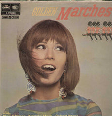 Golden Marches Royal Military Band English Vinyl LP