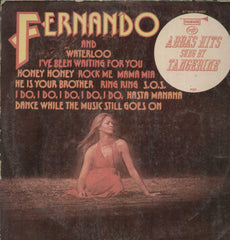 Fernando And Others Abba Hits Sung By Tangerine English Vinyl LP