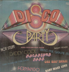 Disco Party English Vinyl LP